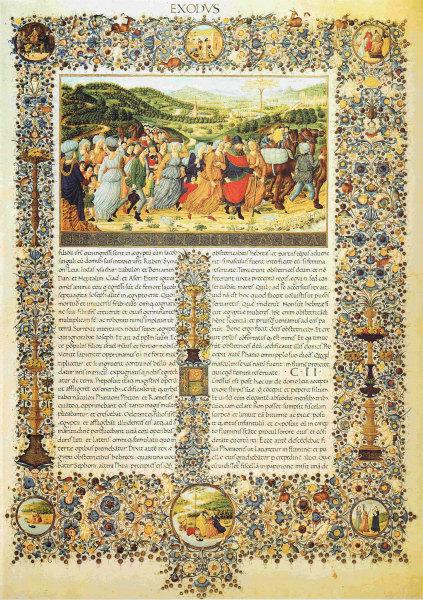 3-Bibbia_di_Federico_da_Montefeltro_-_BAV_Urb.Lat.1&2_-_Exodus_f27r.jpg