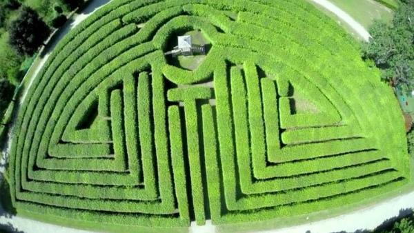 7-4-Castello e Parco di Masino - Panoramica labirinto-2.jpg