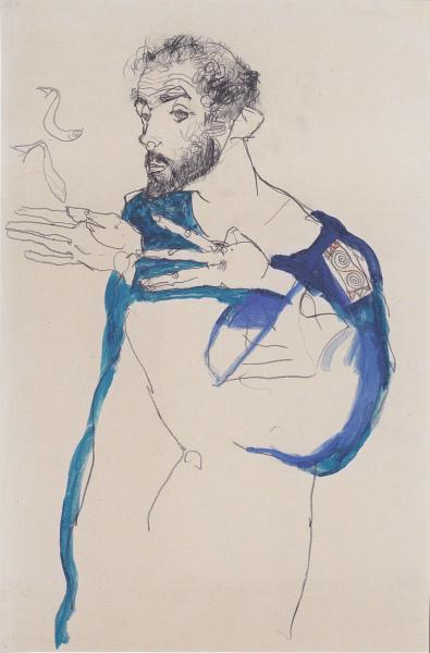 sEgon_Schiele_-_Gustav_Klimt_im_blauen_Malerkittel_1913.jpg